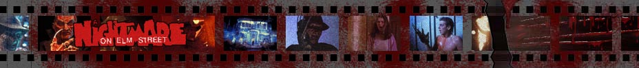 A Nightmare On Elm Street Horror Movie Tribute Site