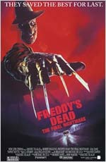 A Nightmare On Elm Street 6: Freddy's Dead
